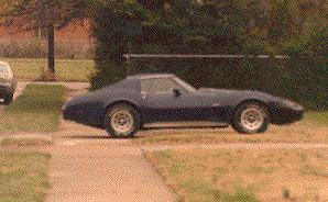 My '77 Vette.  Sadly, no longer mine